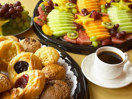 O que comer no café da manhã vegetariano