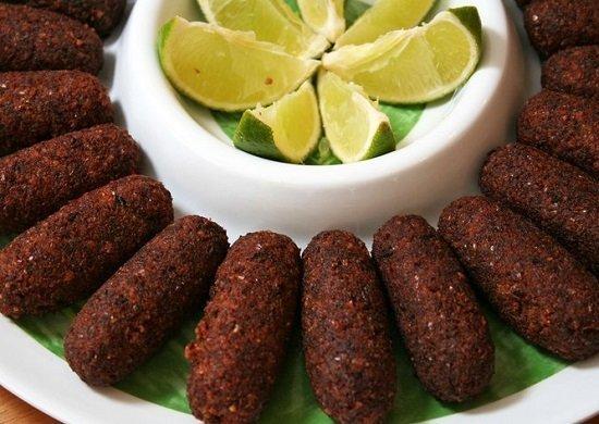 Como fazer kibe vegano ou vegetariano