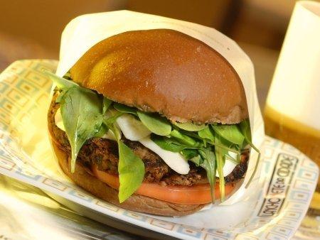 Receita de hambúrguer de soja