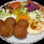 Falafel – Receita original e assado! Bolinho de grão de bico!